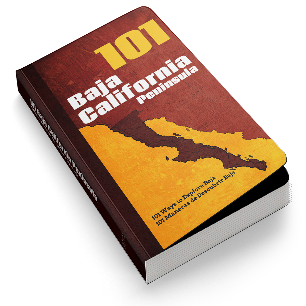 Cover 101 Baja California, Simebooks