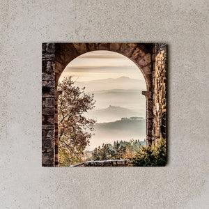 MiniWall Val d'Orcia | Simebooks