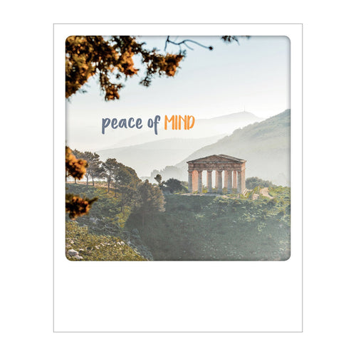Polaroid Postcard, Sime © Alessandro Saffo / Peace of Mind