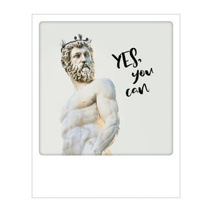 Polaroid Postcard, Sime © Maurizio Rellini / Yes, you can