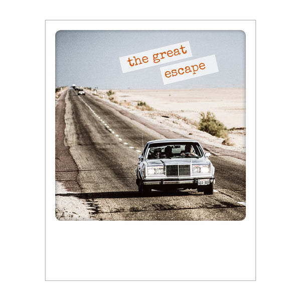 Polaroid Postcard, Sime © Enrico Martino / The great escape
