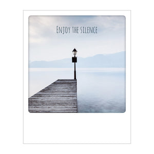 Polaroid Postcard, Sime © Giordano Bertocchi / Enjoy the silence