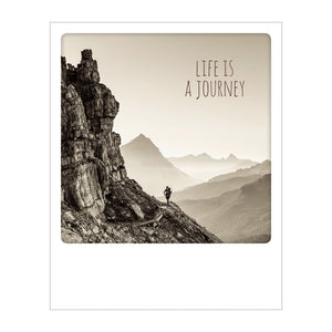 Polaroid Postcard, Sime © Francesco Tremolada / Life is a Journey