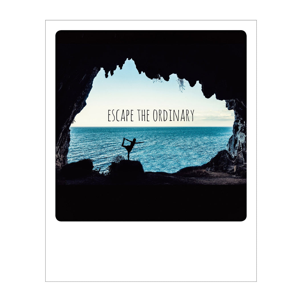 Polaroid Postcard, Sime © Ugo Mellone / Escape the ordinary