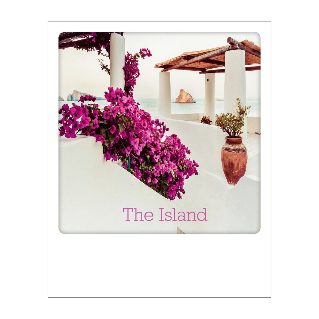 Polaroid Postcard, Sime © Giorgio Filippini / The Island Search