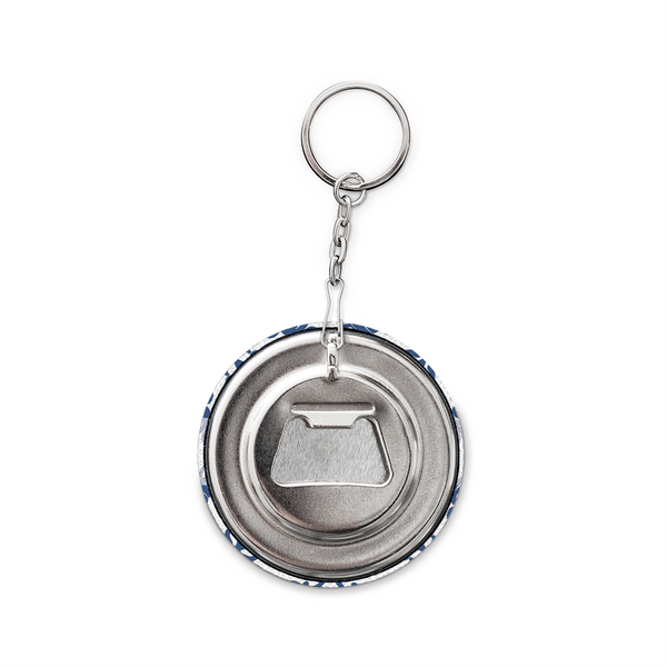 Keychain and Bottle Opener, Baroque