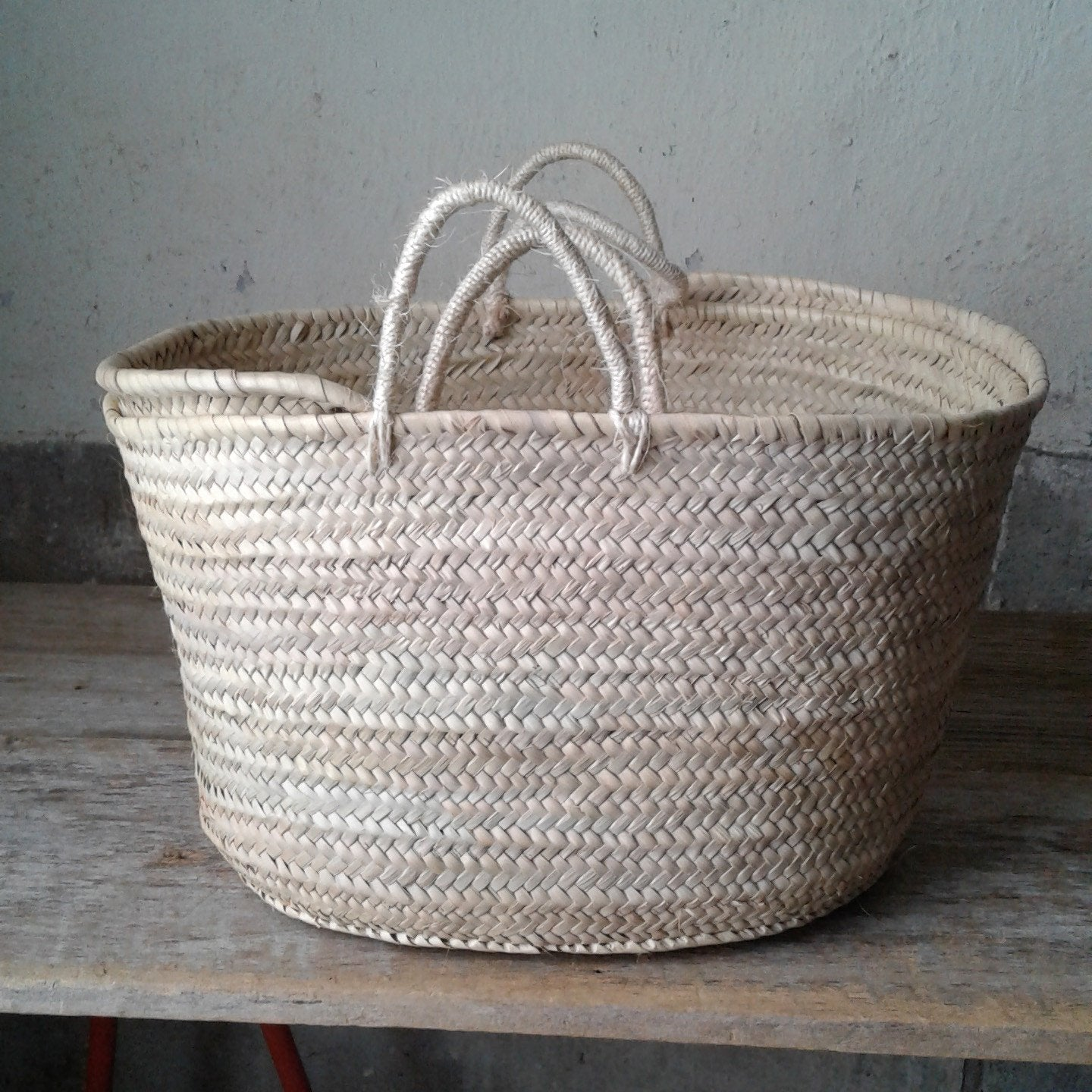 Sisal Handled Baskets