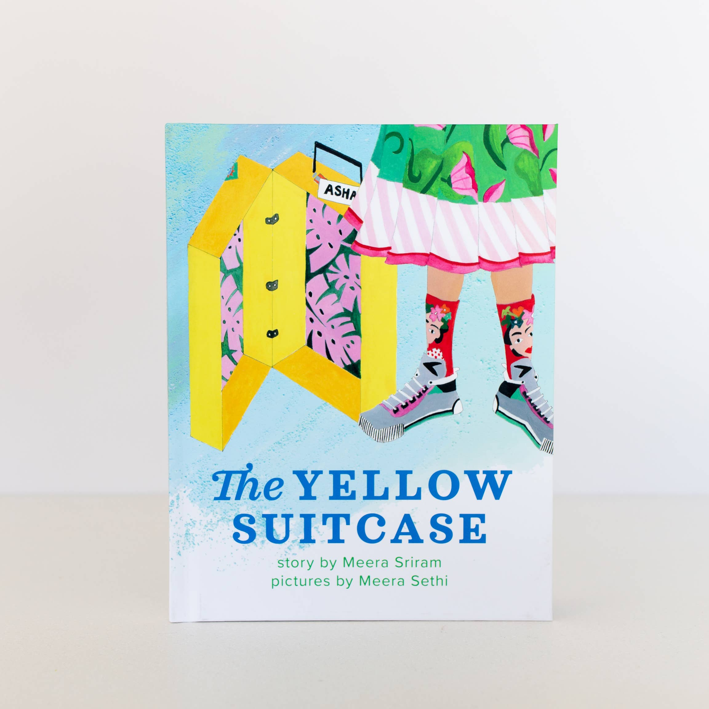 Penny Candy Books: The Yellow Suitcase