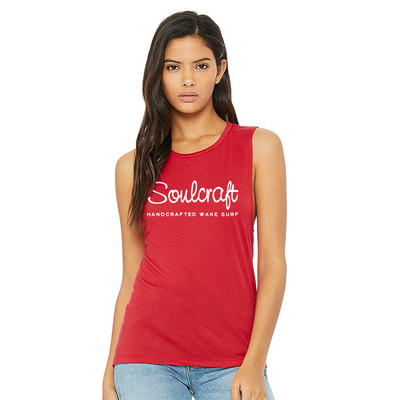 Ladies California Muscle and Racerback Tank