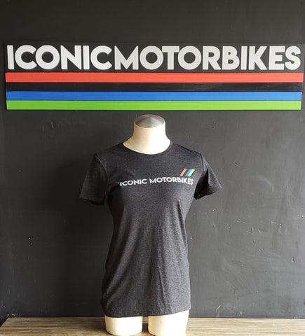 """Live Iconic/Ride Iconic"" T-Shirt - Women's"