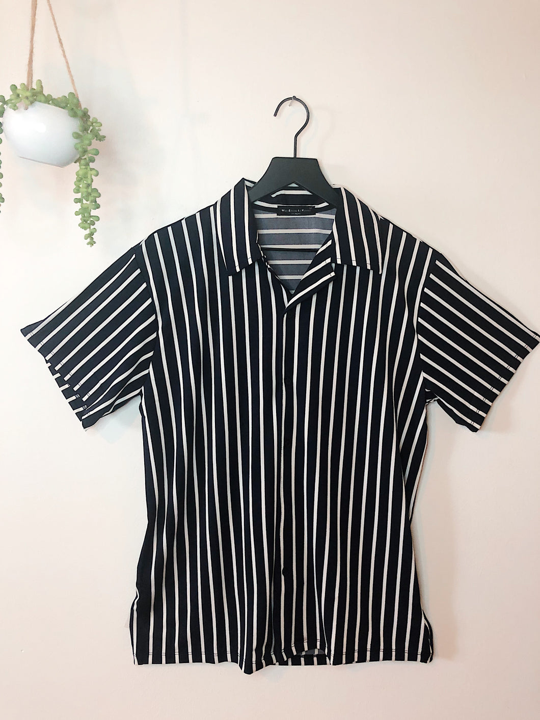 Smooth Guy Stripe Top
