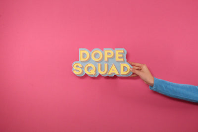 2020 Party Cutout - Dope Squad