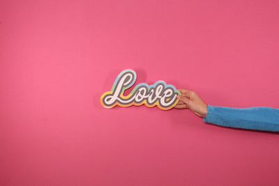 Pride Cutout - Love
