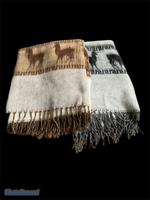 Load image into Gallery viewer, Brushed Alpaca wool Blanket