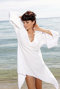 Puntas Tunic Top/ Organic cotton