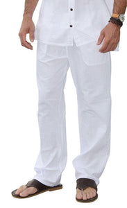Men's Classic pants/ Organic cotton