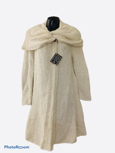 Baby Alpaca wool sweater/ Coat