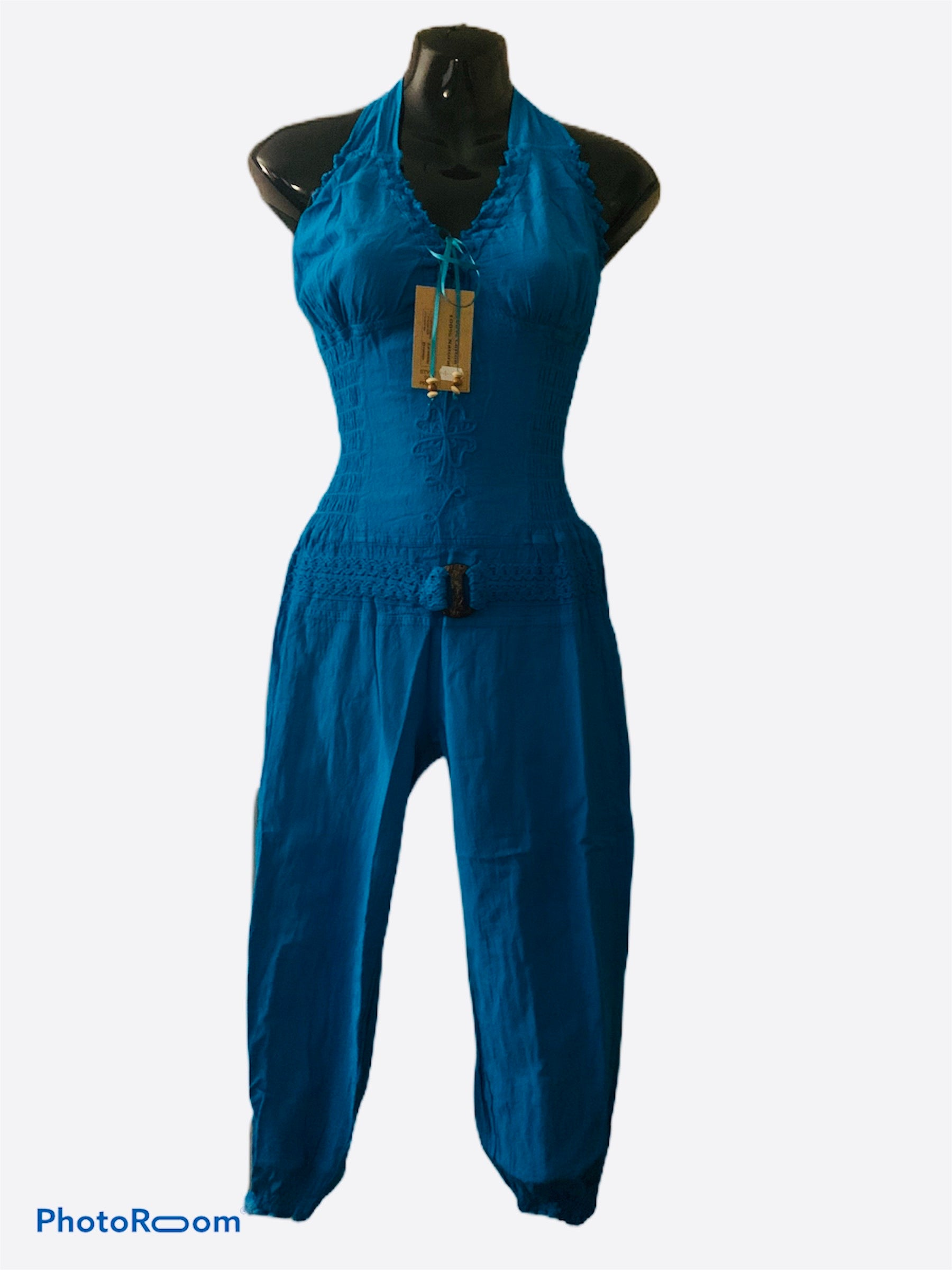 Ladies jumpsuit-Organic cotton