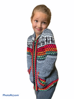 Load image into Gallery viewer, Children Panza sweater.