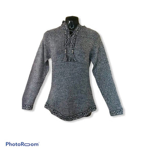 Fine Quality Shakira sweater / Alpaca wool