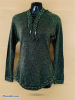Load image into Gallery viewer, Fine Quality Shakira sweater / Alpaca wool
