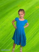 Girl's dresses/ organic cotton