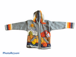 Load image into Gallery viewer, Polar fleece lined Happy Sweaters