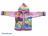 Polar fleece lined Happy Sweaters