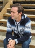 Load image into Gallery viewer, Ola Ola sweater (alpaca wool/ Cotton blend)