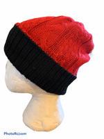 Load image into Gallery viewer, High quality reversible alpaca wool hat