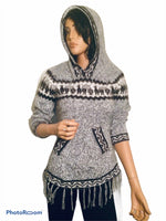 Load image into Gallery viewer, Alpaca wool - CLASSIC SHAKIRA SWEATER