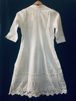 Load image into Gallery viewer, weekend shirt dress #1 / Organic Cotton