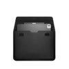 doqo Special Leather Sleeve with Stylus Holder & Bracket for iPad Keyboard Case