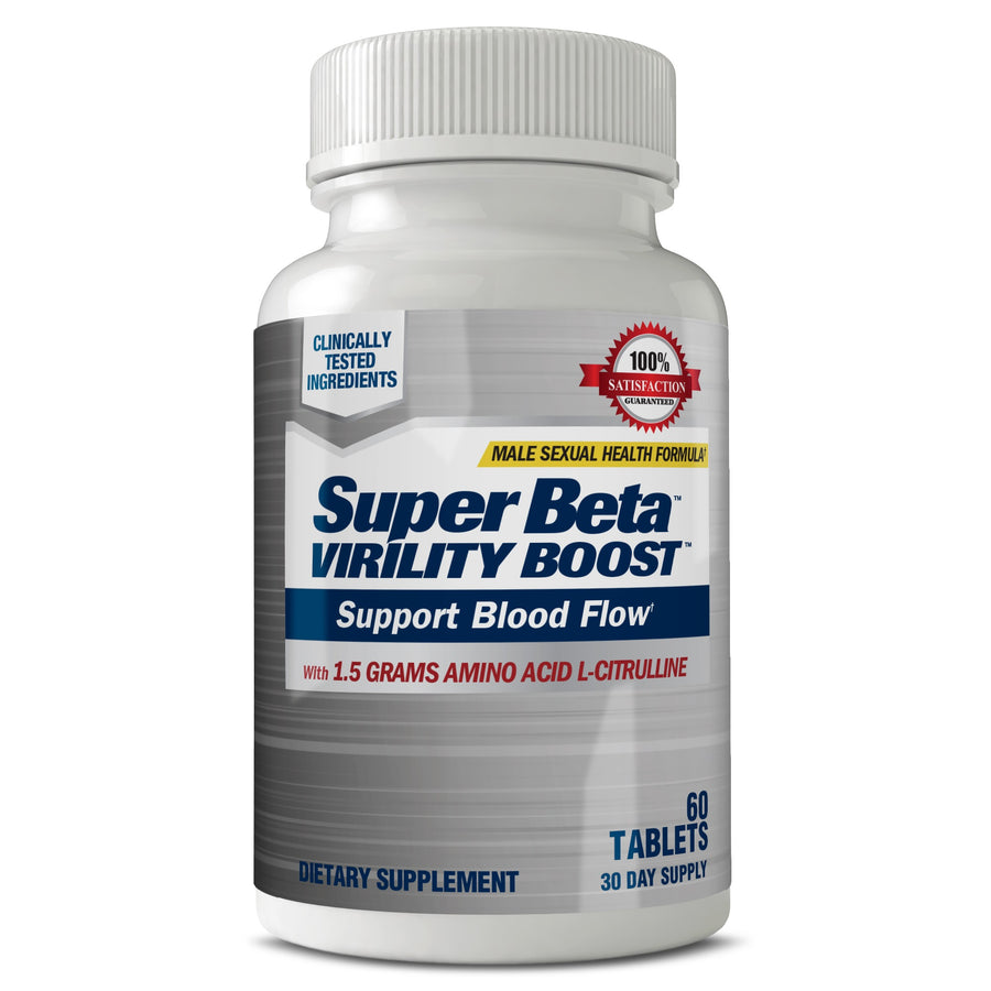 Super Beta Virility Boost - 50% Off