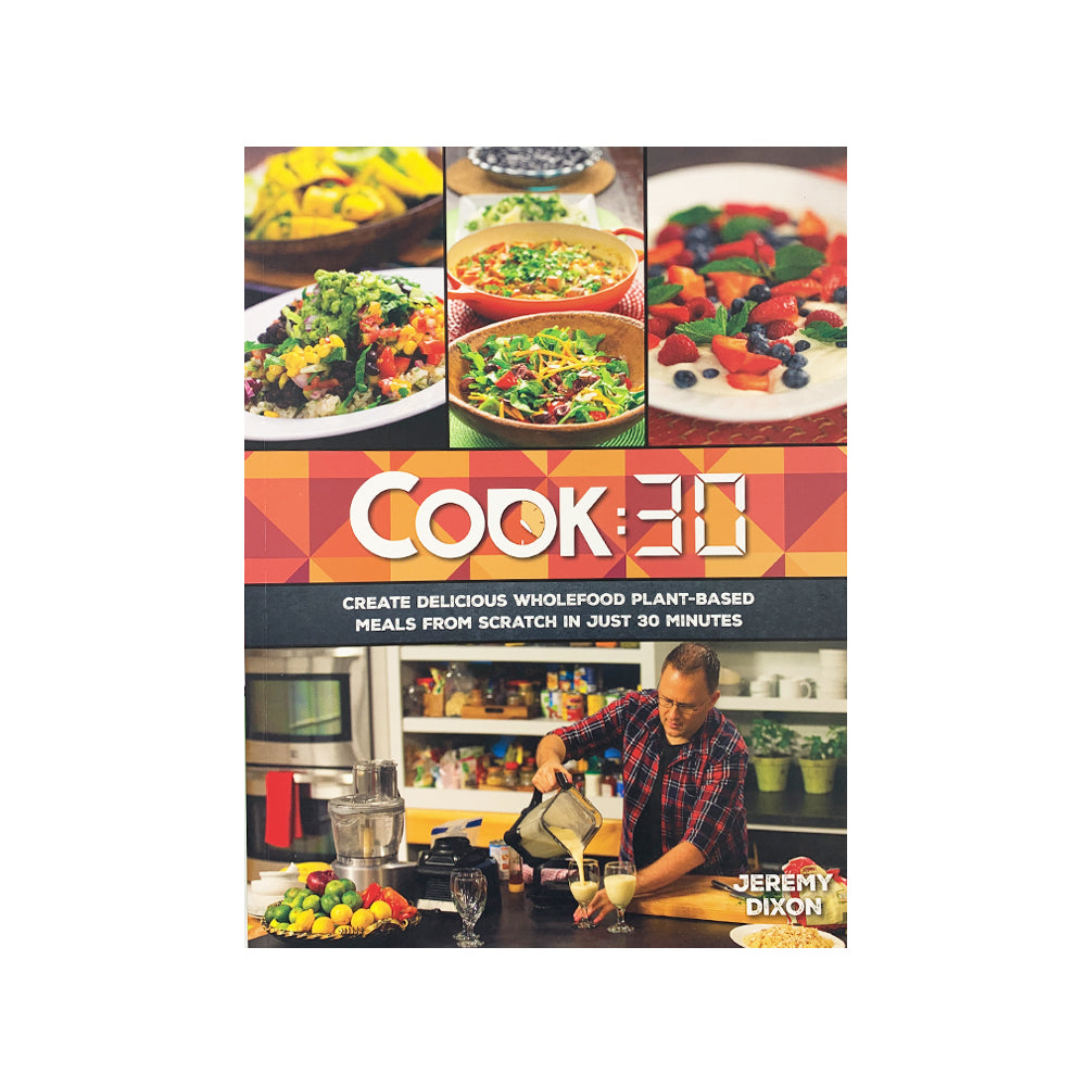 Cook:30 Recipe Book