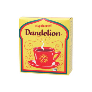 Spiced Dandelion Chai Tea