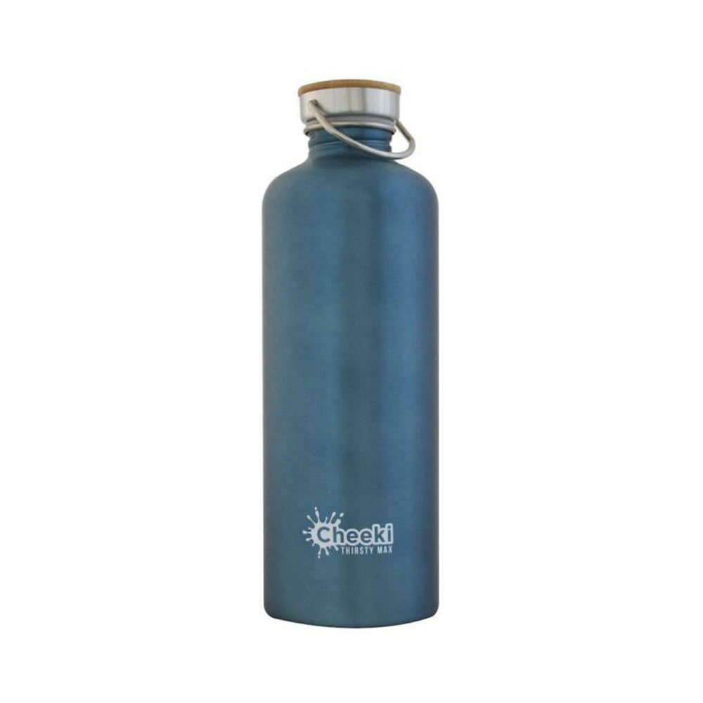 1.6L Stainless Steel Drink Bottle, Teal