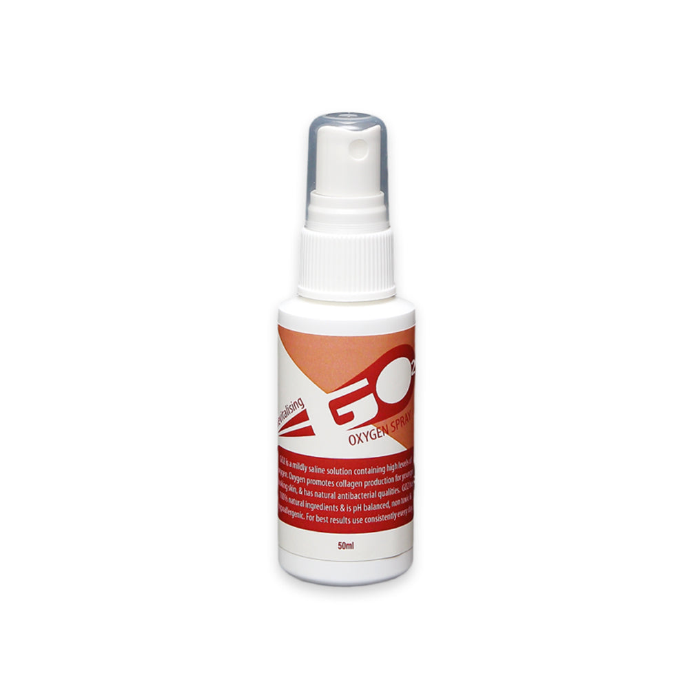 Go2 Oxygen Revitalising Skin Spray