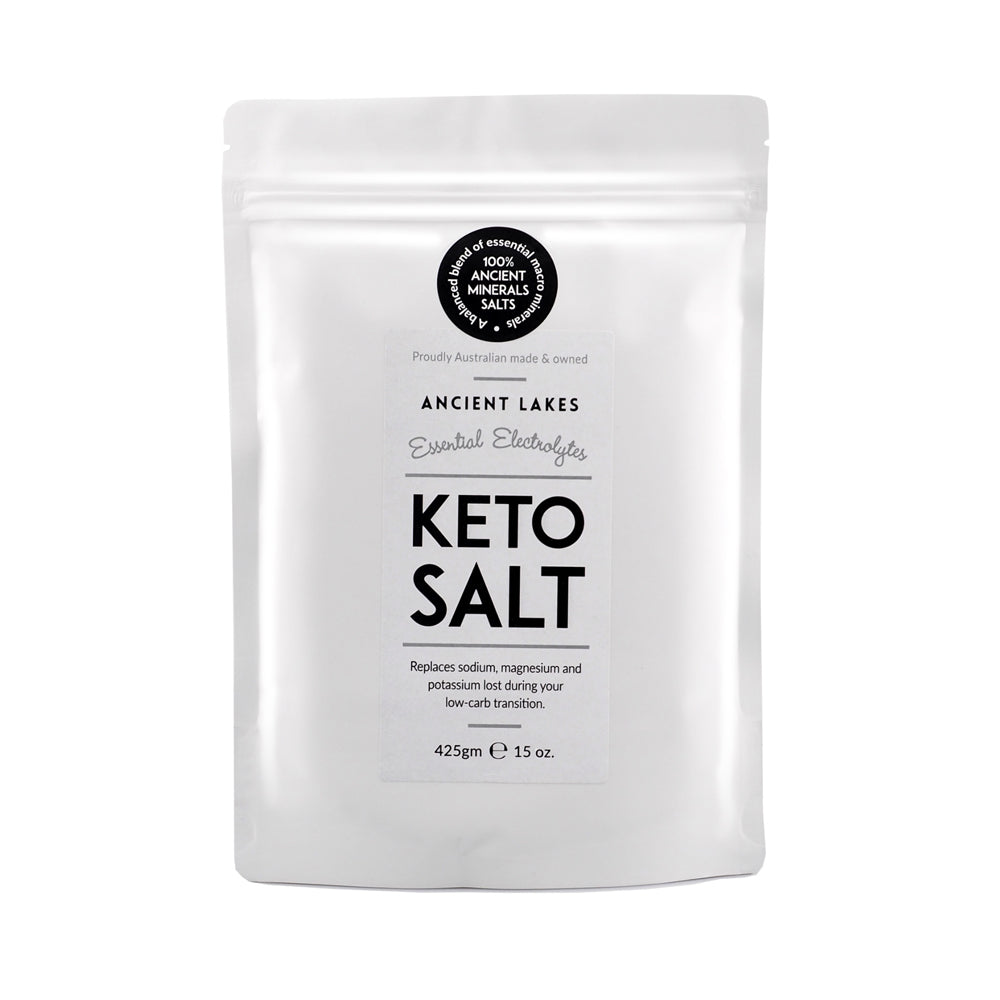 Ancient Lakes Keto Salt