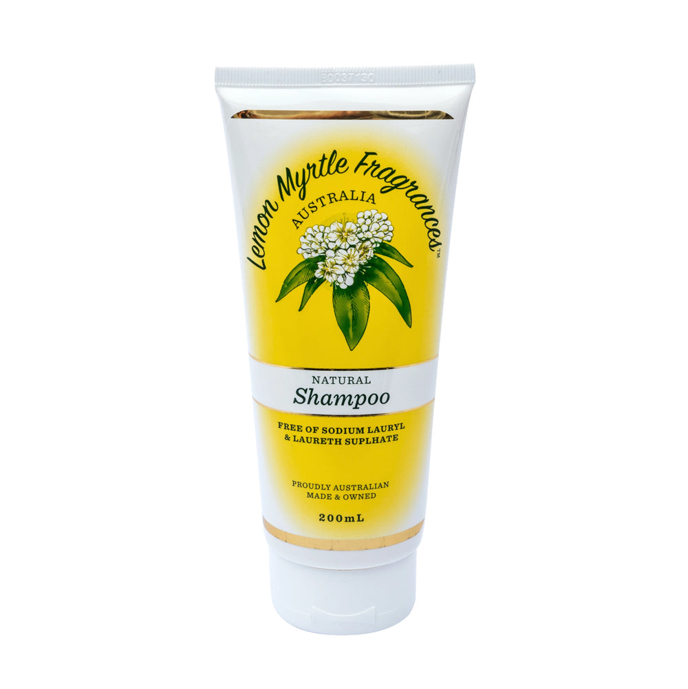 Natural Lemon Myrtle Shampoo