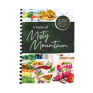 A Taste of Misty Mountain Recipe Book