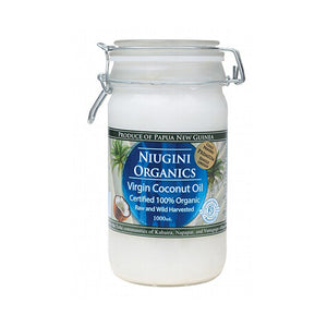 Virgin Coconut Oil 100% Pure (1L)