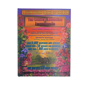 Natural Remedies Encyclopedia, Seventh Edition.