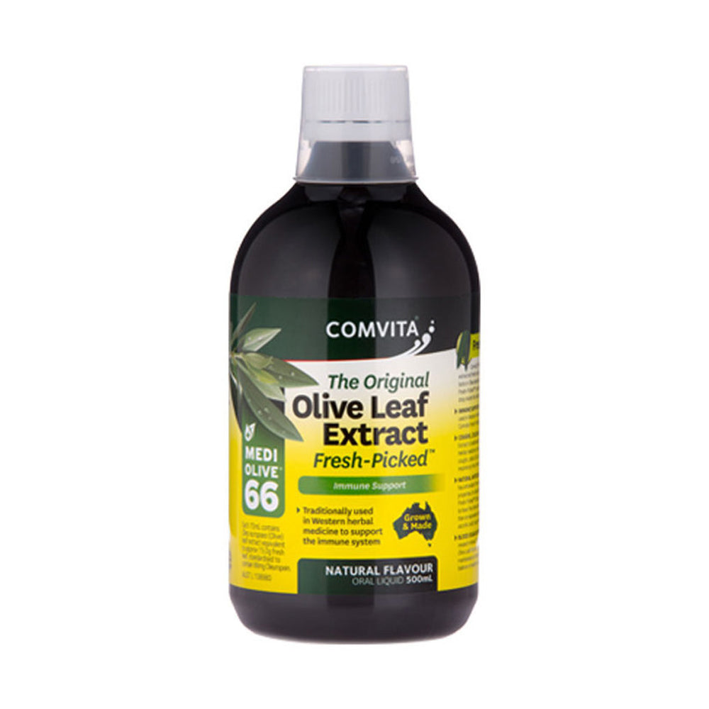 Olive Leaf Extract (500ml)