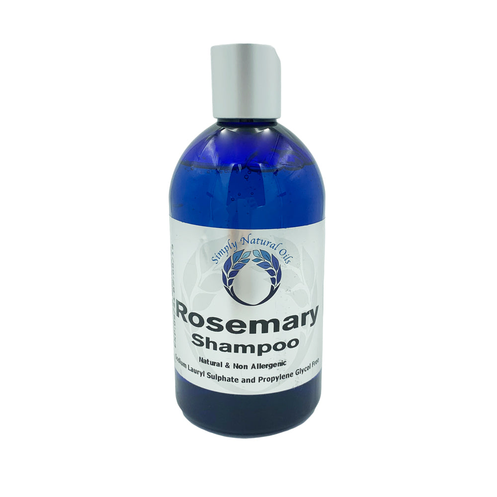 Simply Natural Oils Rosemary Shampoo