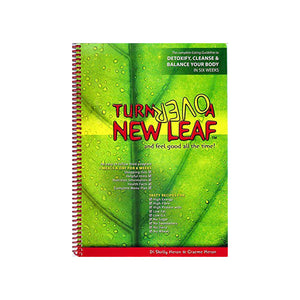 Turn Over A New Leaf Recipe Book