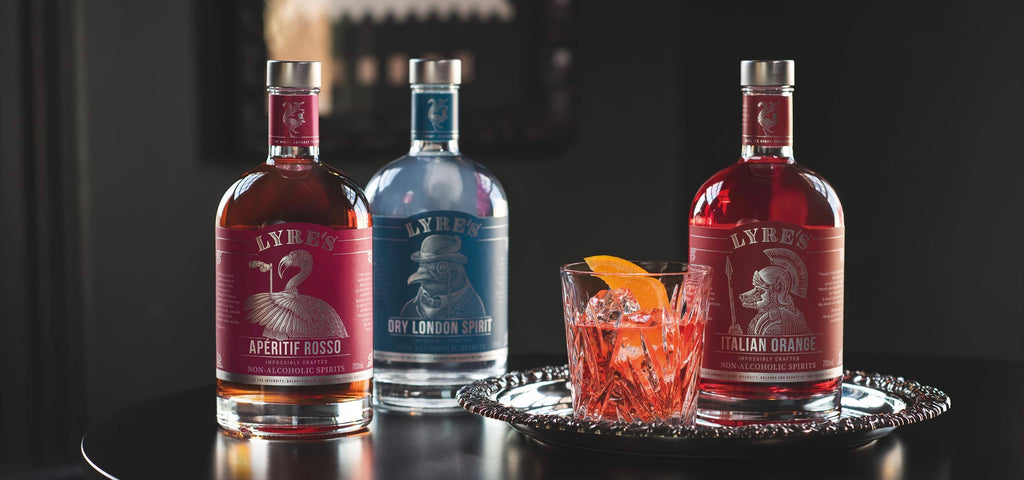 sipfree-lyres-non alcoholic-cocktail-negroni