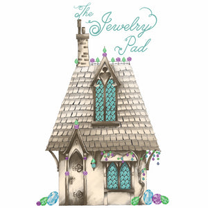 The magical cottage of the Jewelry Pad