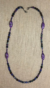 Mask Lanyard (Purple)