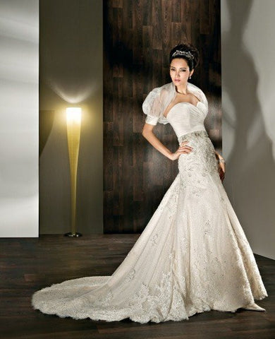 Surrey Bridal Store Wedding Dress Evie